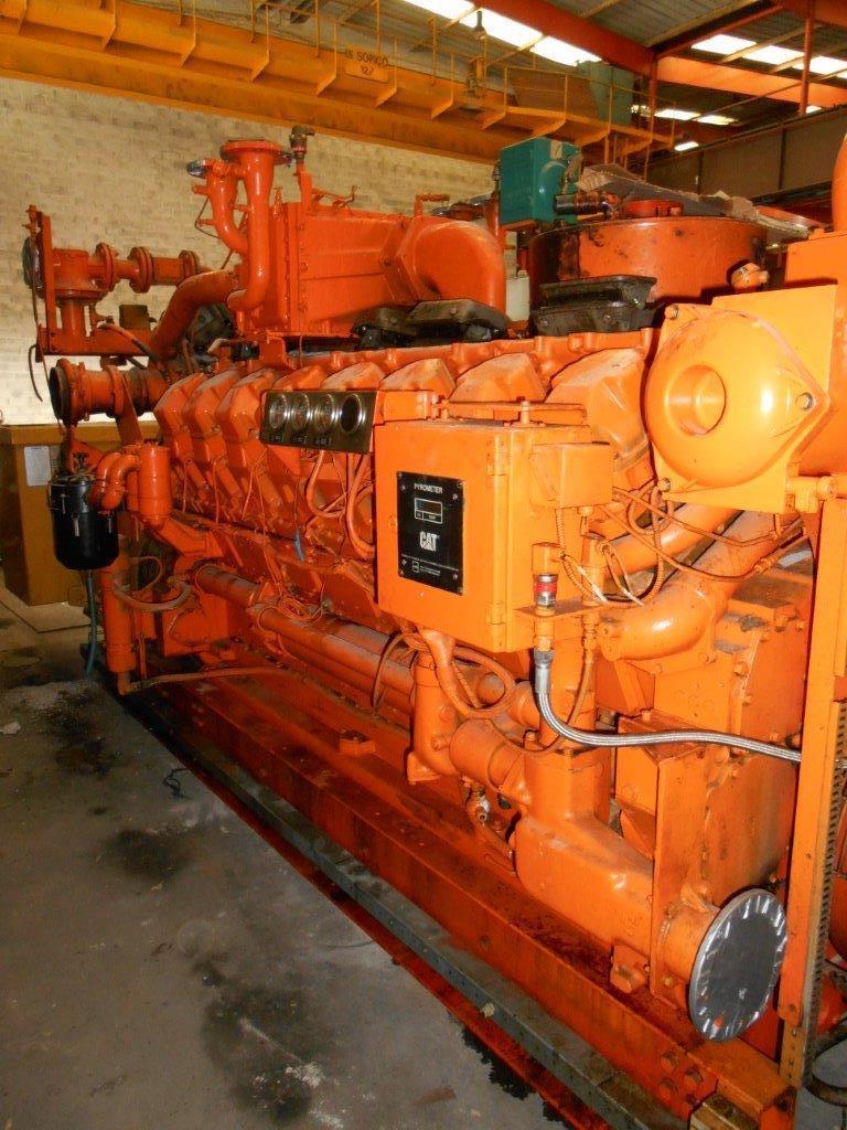 Caterpillar Natural Gas Engine Oil