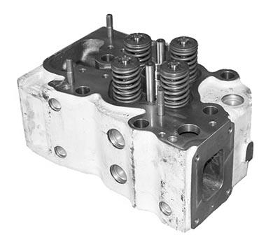 Двигатель Mak 6M20 Инструкцию